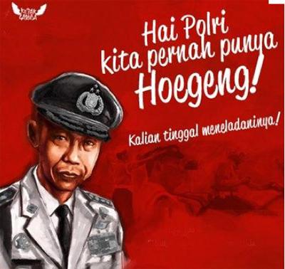 Furqon Blog  Wajah Polisi