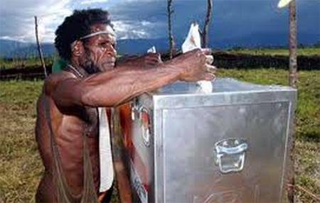 Papua pemlu