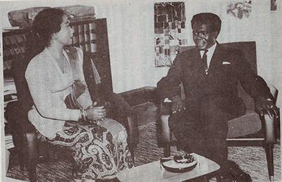 Milton Obote Uganda