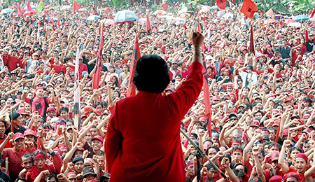 MEGAWATI RALLY