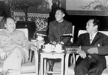 Mao dan chaeruk saleh